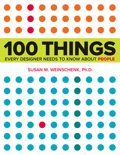 Image of the Book '100 Things Every Designer Needs To Know About People'